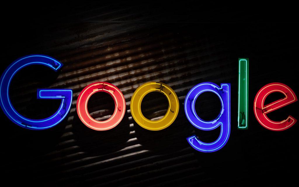 Fond d'écran Google - Référencement